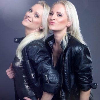 Pressefoto Pop-Duo