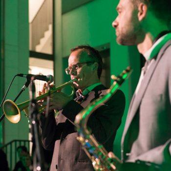 Jazzband live in Halle