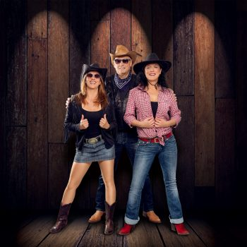 Showband im Country-Look