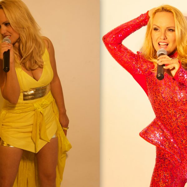 Collage Helene Fischer Double