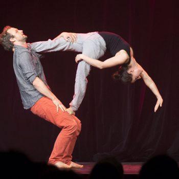 Handstand Partnerakrobatik