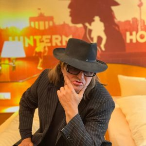 Udo Lindenberg Double 2021 Pressefoto
