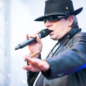 Udo Double singt live
