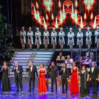 Weihnachtsprogramm Showband