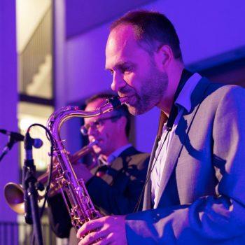 Jazzmusiker aus Halle