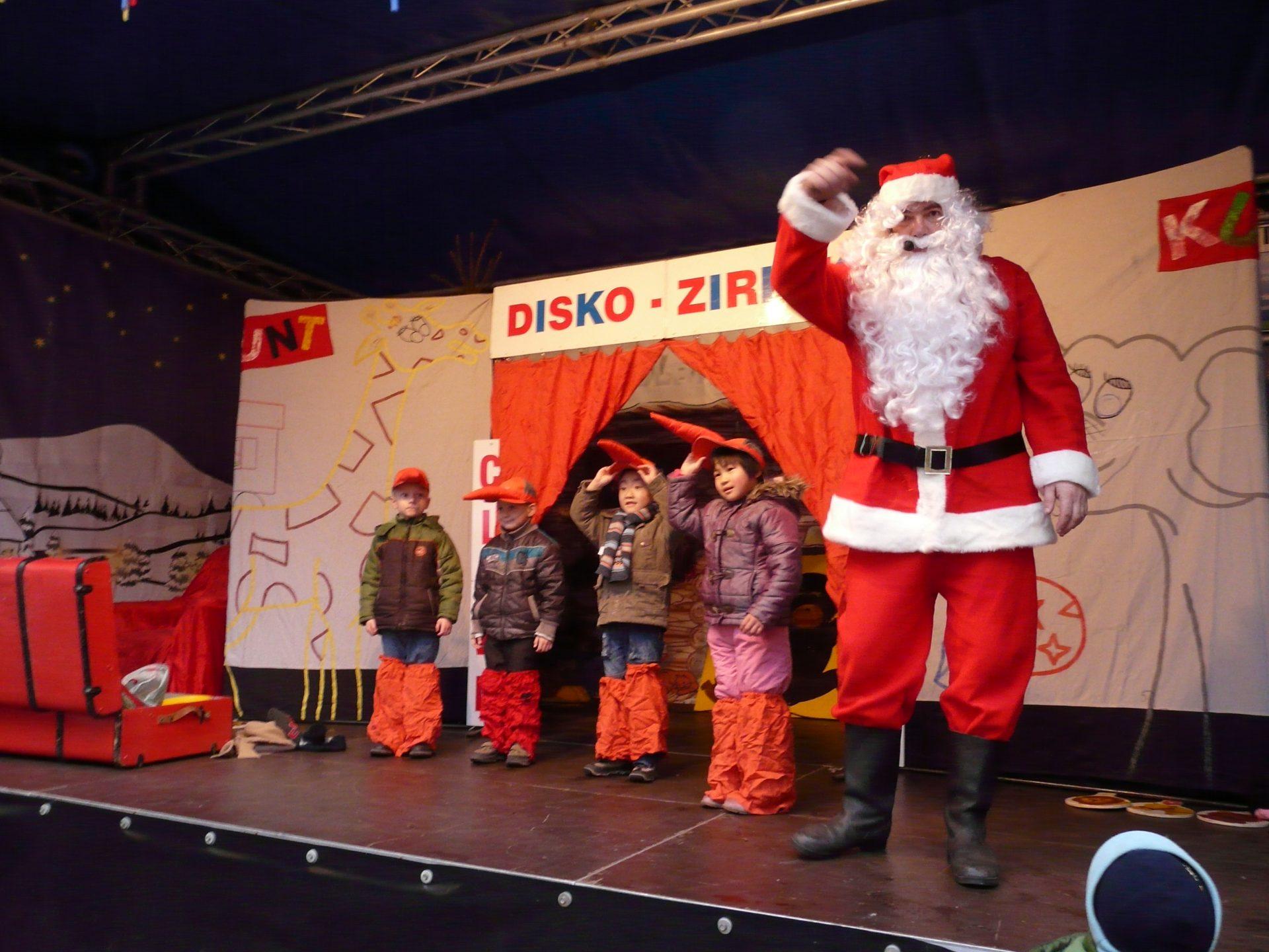 Weihnachtsprgramm für Weihnachtsmaerkte in Sachsen-Anhalt