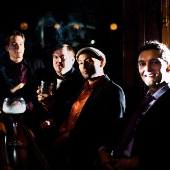 Jazz-Band aus Sachsen