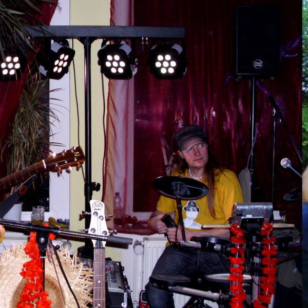 Das Partyduo aus Sachsen zum Kneipenfestival