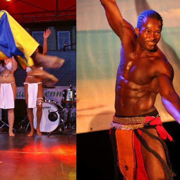 Brasilshow und Sambashow hier buchen.