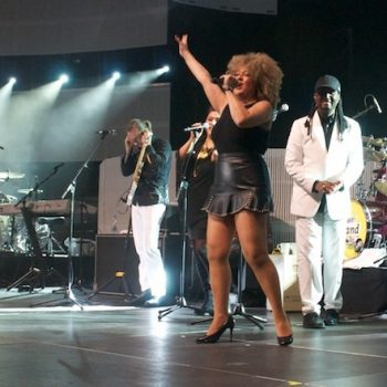 Tina Turner Double live
