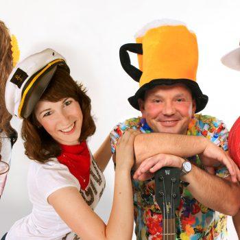 Tanzband und Partyband aus Sachsen