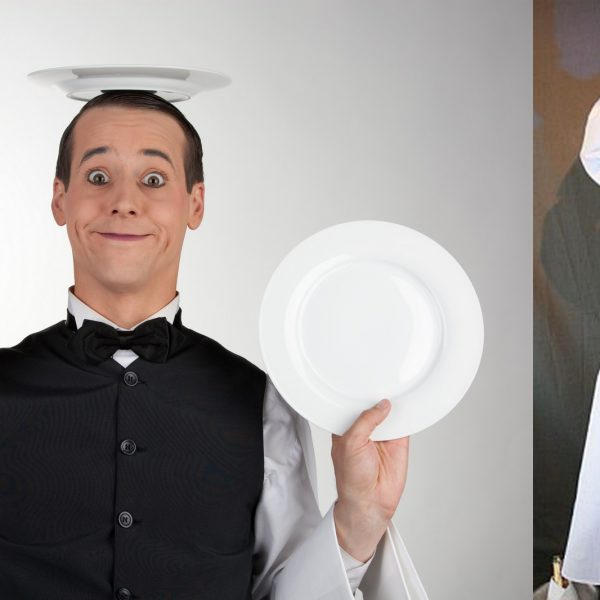 Comedy Dinnershow