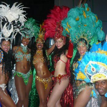 Brasilianische Tänzerinnen