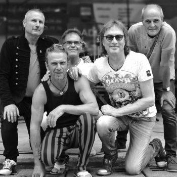 Oldieband aus Sachsen-Anhalt Gruppenfoto