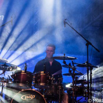 Schlagzeuger der Partyband aus Thüringen