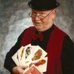 Zauberer für Senioren
