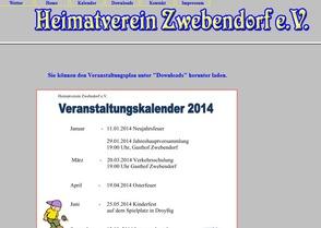 Heimatverein Zwebendorf e.V.