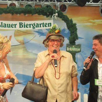 Komikerin Sachsen-Anhalt