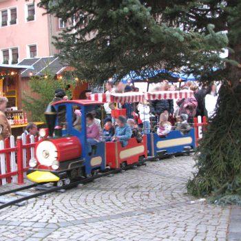 Nostalgische Kindereisenbahn