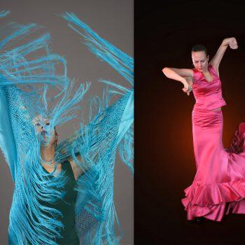 Bezaubernde Flamenco Show.