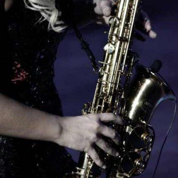 Saxophonshow