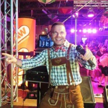 Der DJ aus Sachsen-Anhalt unterwegs für Radio SAW