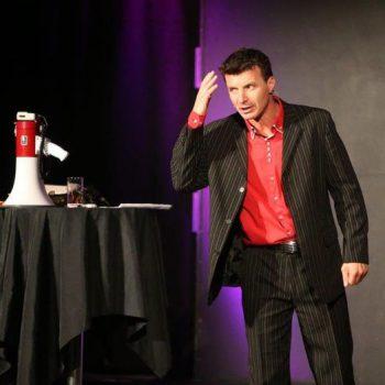 Kabarettist Matthias Machwerk Presse