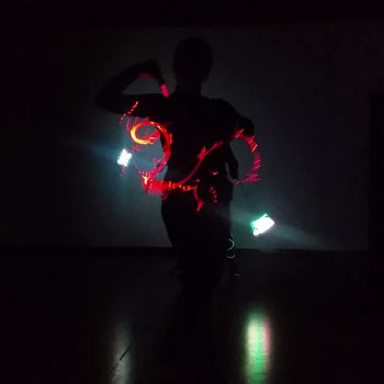 LED-Show aus Sachsen