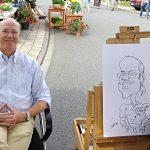 Karikaturist aus Köln