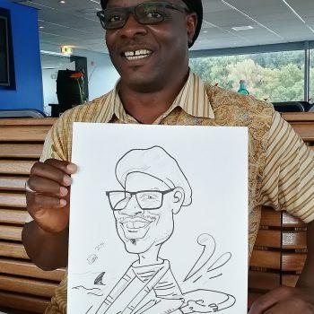Karikaturist aus NRW