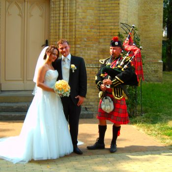 Wedding Piper aus Magdeburg