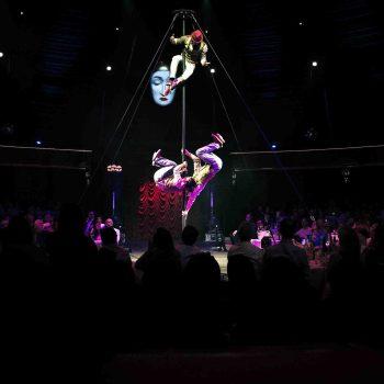 Akrobaten beim Supertalent