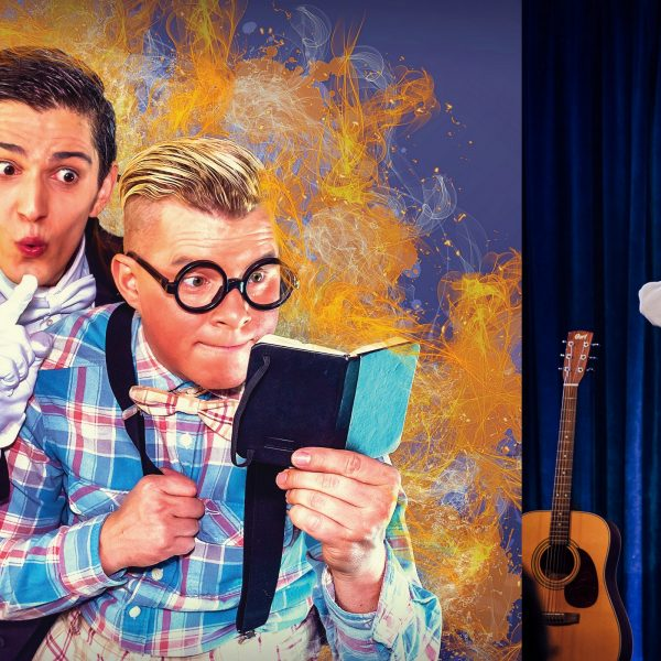Comedy mit Rudi und Kalle