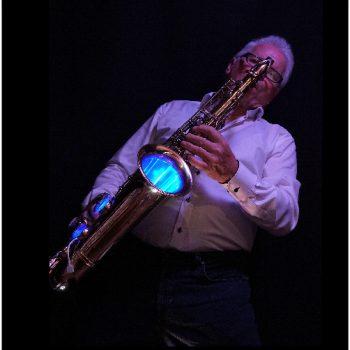 Tanzmusik mit Saxophon