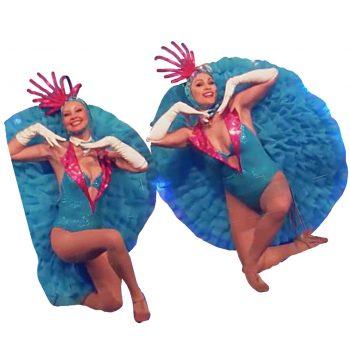 TV Ballett 2 Tänzerinnen