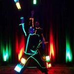 LED- und Schwarzlicht