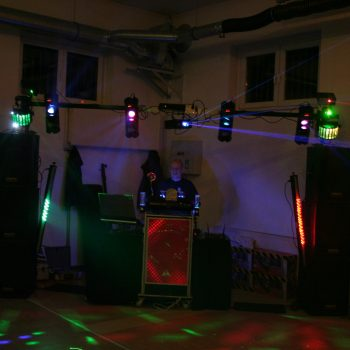 DJ aus Sachsen-Anhalt mit Technik