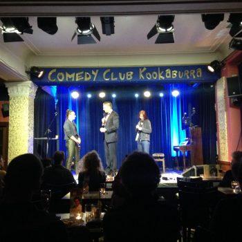 Der Mentalist zu Gast im Comedy Club