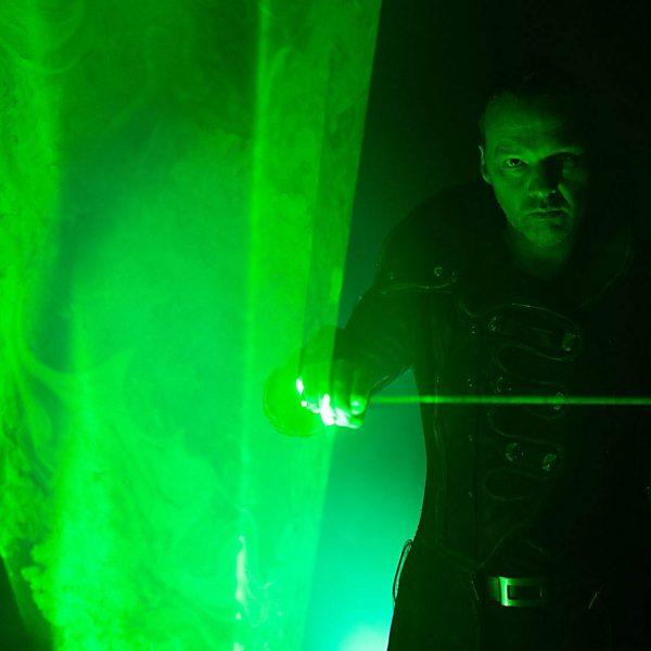 Die Laserman-Show