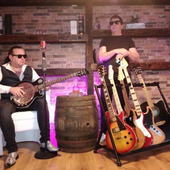 Blues Duo aus Sachsen