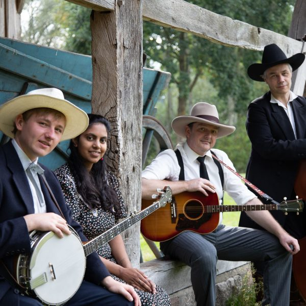 Country Band aus Niedersachsen Pressefoto